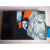 Nirvana, Pintura Al Oleo