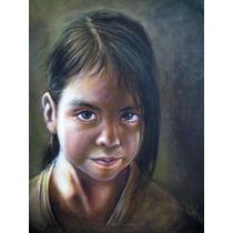 Cuadros Al Oleo, Retratos Realistas Personalizados Hm4