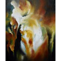 Pintura Abstracta Al Óleo