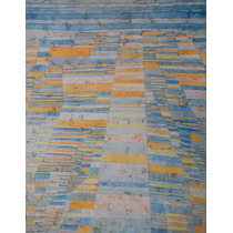 Paul Klee Original Printed In Austria