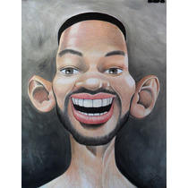 Will Smith Caricatura De Poblette