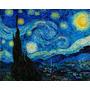 La Noche Estrellada, Pintura Oleo, Reproducción, Van Gogh