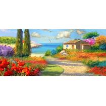 Near The Sea - Cuadros, Pinturas De Dmitry Spiros