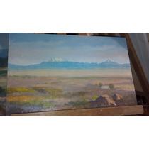 Isidro Martinez Colin Pintura Al Oleo