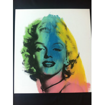 Steve Kaufman Marilyn Monroe (andy Warhol) Original