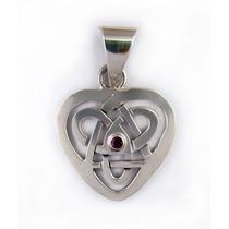 Amuleto Celta Amor Eterno Dije Colgante Plata
