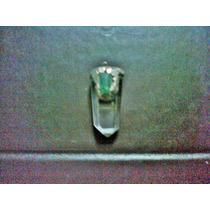 Piedra De Cuarzo Con Piedra Jade