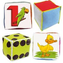 Cubi Texturas Material Didactico