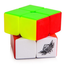 Cyclone Boys Rubik 2x2 Stickerless Feichang Df