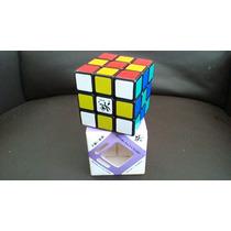 Cubo Rubik Dayan V Zhanchi Base Negra 3x3x3 57mm