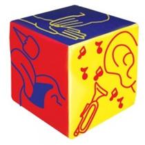 Cubo De Sentidos Material Didactico