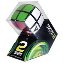 Cubo Rubik 2x2x2 V-cube Alta Velocidad Negro Pillow Dificil