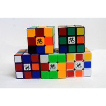 Cubo Rubik Dayan Zhanchi 3x3 De Velocidad, Lubricado