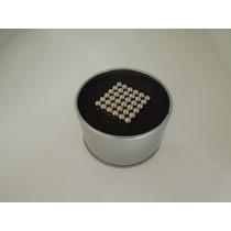 Neocube Juego Imanes 216pz 5mm C Caja Metalica! Didactico