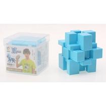 Yuxin Mirror 3x3 Azul Base De Regalo Envio Express 69 Pesos!