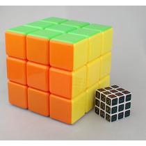 Cubo Rubik Heshu 3x3 Gigante 18.5 Cms Stickerless