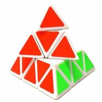 Puzzle Rompe Cabeza Cubo Rubik Triangulo Piramide Economico
