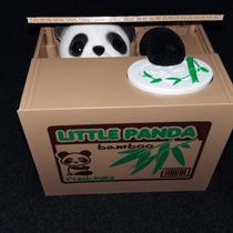 Alcancía Robamonedas - Disponible En Panda Y Gato
