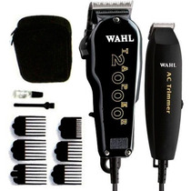 Wahl Essentials Maquina Taper 2000 + Terminad Ac Trimmer Kit