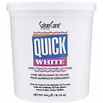 Decolorante De Cabello Super Fuerte Quick White