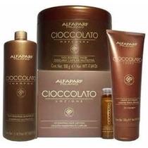 Paquete Alfaparf Cioccolato 4 Pzas Oferta Envio Gratis