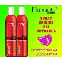 Spray De Acabado Final Insta Freeze. Nutrapel Oferta 2 Spray