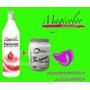 Decolorante Blanco Rapido 500g + Peroxido 1l Magicolor