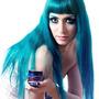 Tinte P/ Cabello Manic Panic Voodoo Blue Original
