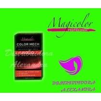 Tinte Color Mech Rojo Magicolor