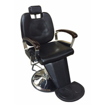 Silla Sillon Hidraulico Reclinable Estetica Salon Barberia