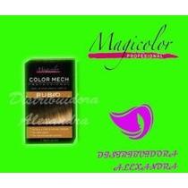Tinte Color Mech Rubio Magicolor