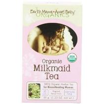 Tierra Mama Angel Baby Organic Tea Lechera 16 Bolsa