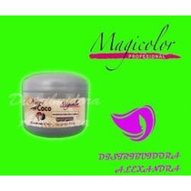 Tratamiento En Crema Nutri Coco Tarro 240g Magicolor
