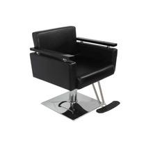 Silla Hidraulica Moderna Estetica Peluqueria Salon Sillon
