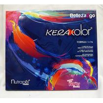 Gama De Color Con Mechas Keracolor