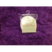 Lavable Natural Organic Cotton Enfermería Pad-6pk [baby Prod