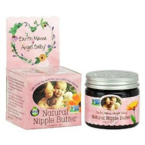 Tierra Mama Angel Baby No Gmo Natural Nipple Mantequilla Lan