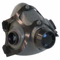 Respirador Protector Doble Sin Cartucho Negro 4m430-w Infra