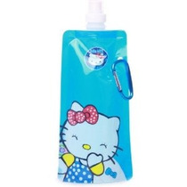 Vapur Hello Kitty Botella Plegable - Mayoreo Anti Bottle