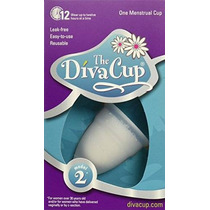 El Modelo 2 Copa Menstrual Divacup