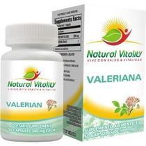 Valeriana En Cápsulas De Natural Vitality
