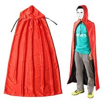 Adultos Cosplay De Halloween Mascarada Disfraces Muerte Capa