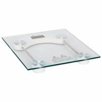 Bascula De Baño Cristal Templado Digital Presicion Fitness