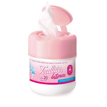 Toallitas Intimas Protege Higiene Intima Hipoalergenicas