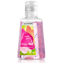 Minigel Antibacterial Bath And Body Works Sweet Pea