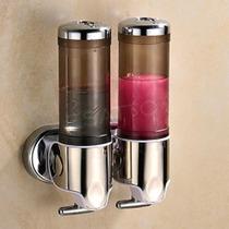 Esatto ® - Despachador De Jabón Líquido Doble Humo Di-007