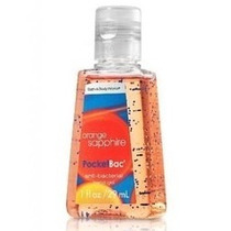 Minigel Antibacterial Bath And Body Works Orange Sapphire