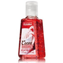 Minigel Antibacterial Bath And Body Works Cocoa Mint