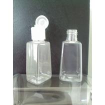 100 Botellas Para Gel Antibacterial Jabon O Crema Bautizos