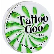 Tattoo Goo - Unguento Para El Cuidado Del Tatuaje 21 Gramos